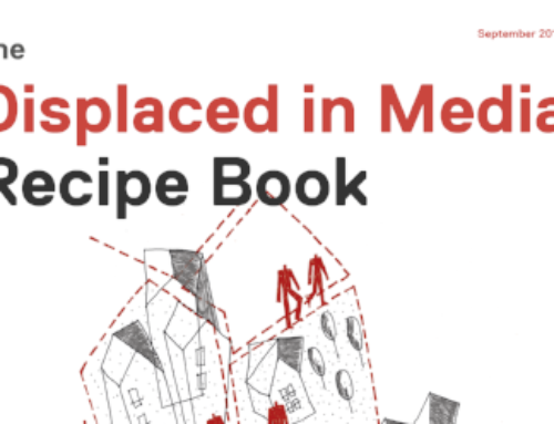Displaced in Media Recipe Book