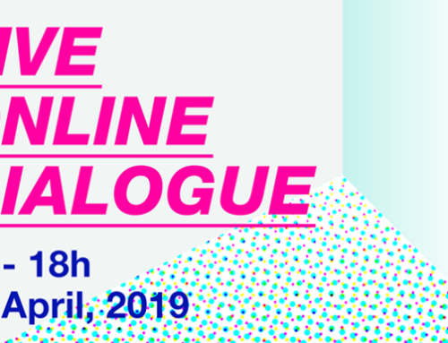 Live Online Dialogue 25 april 2019