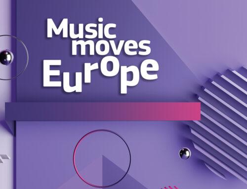 Nya utlysningar inom Music Moves Europe!