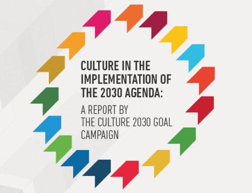 Kultur i genomförandet av Agenda2030