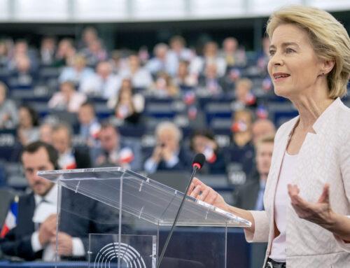 Von der Leyen-kommissionen 2019-2024