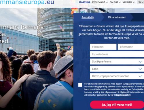 Nätverket Tillsammans i Europa