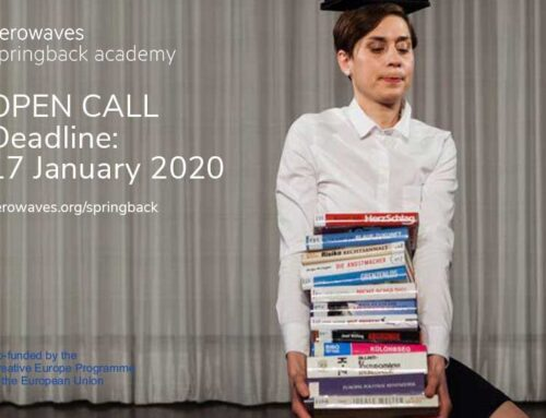 Open call for Springback 2020!