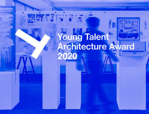 Young talent architecture Award 2020!