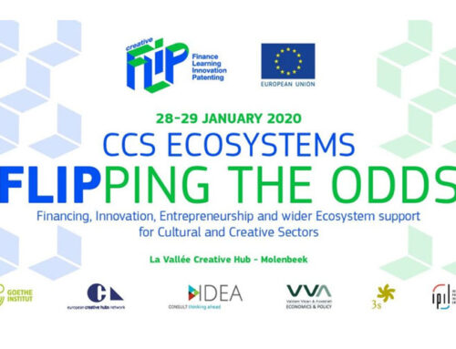 Konferens: CCS Ecosystems: FLIPPING THE ODDS