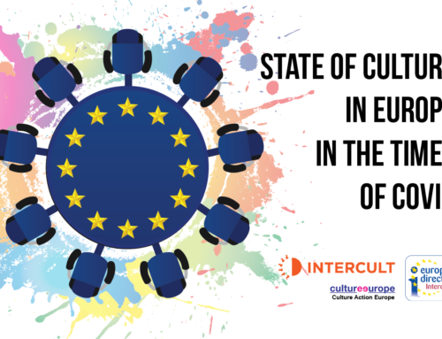 Webinar summary: State of Culture in Europe in the Times of COVID-19