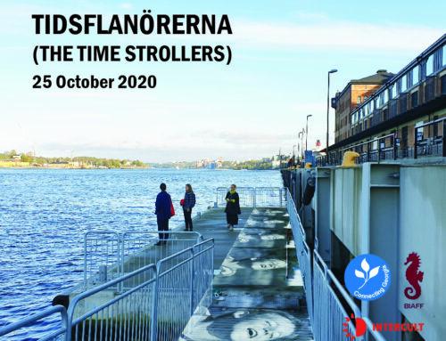 Event: TIDSFLANÖRERNA (Time Strollers)