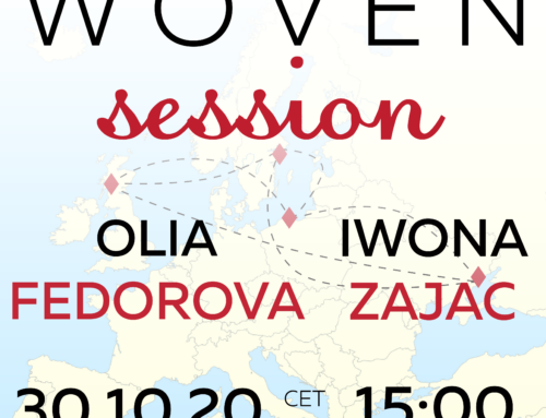 Online event: Woven Session #4