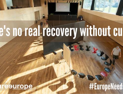 #EuropeNeedsCulture