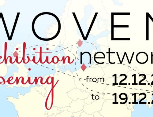 Woven Network – Exhibition Opening 12-19 December
