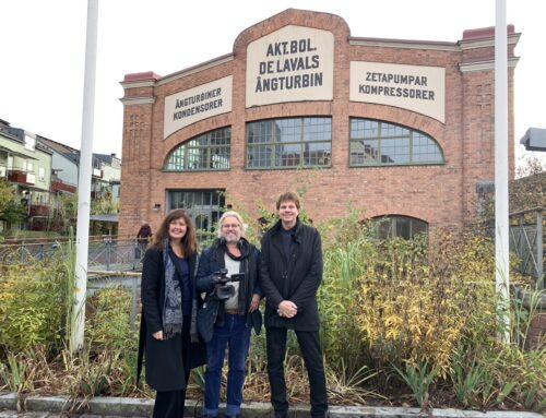 Memory of water-  Film om Stockholm