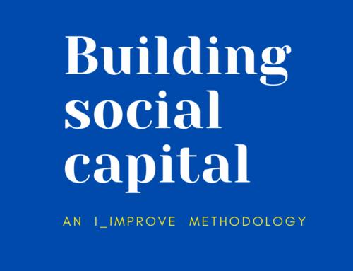 Building social capital: a methodology