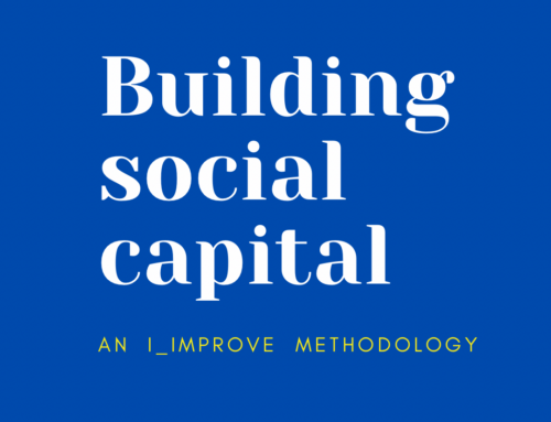 Building social capital: a methodology