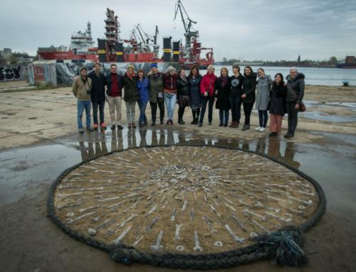 Kreativa Europa Desk Kultur/Kulturrådet har intervjuat Iwona Preis, VD på Intercult, om Kreativa Europaprojekt Memory of Water.