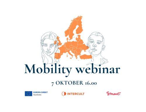 Mobility Webinar – 7 October 2021